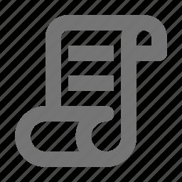 programming, script icon