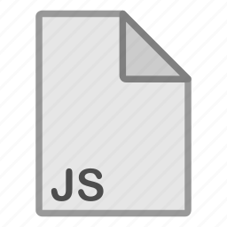 extension, file, format, hovytech, js, programming, type icon