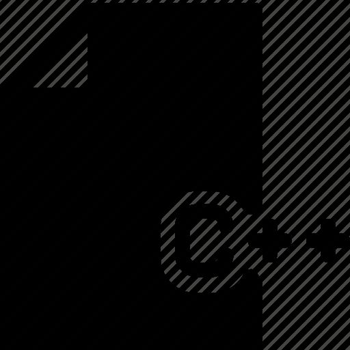 c, coding, language, plus, programme icon