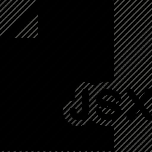 coding, database, development, jsx, language icon
