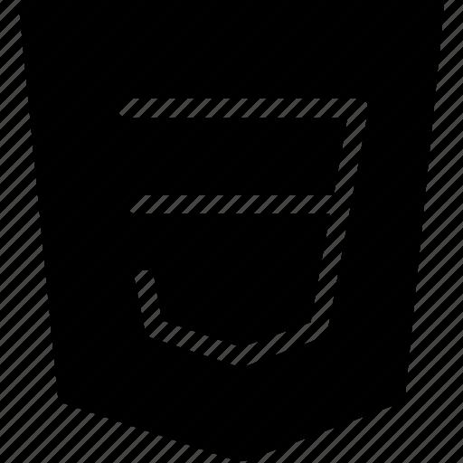 coding, css, development, language, programming icon