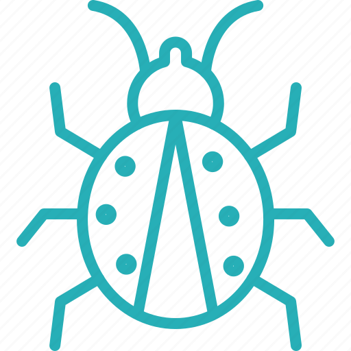 bacteria, bug, insect, microbe, spider, virus icon