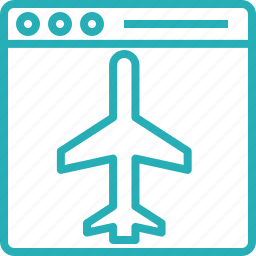 design, landing, layout, page, paper, web, website icon