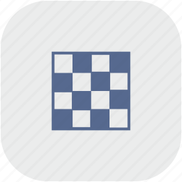 app, chess, game, gray, rounded, square icon