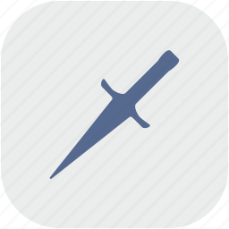 blade, gray, ice, kitchen, pick, rounded, square icon