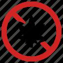 ban drugs, cannabis, forbidden, hemp prohibition, marijuana, no weed, prohibited
