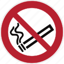 smoking, smoke, alarm, warning, shape, sign