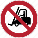 construction, fork, forklift, lift, service, work, worker icon