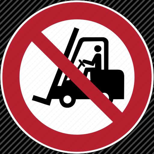 construction, fork, forklift, lift, service, work, worker icon