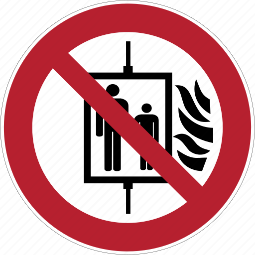 elevator, family, iso, kids, lock, protection, safety icon