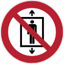 access, elevator, guard, iso, levels, secure, security icon