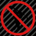 golfing, no golf, prohibited, field, prohibition