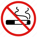 ban smoking, cigarettes, no smoking, smoking, smoking prohibited icon