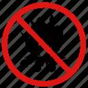 ban, campfires, fires, no fire, prohibit