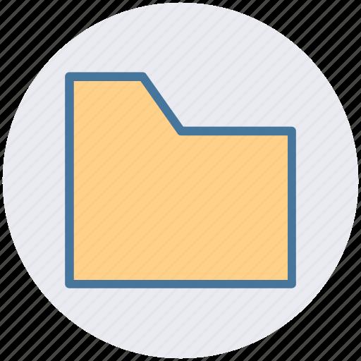 computer folder, document, file, folder, office, paper icon