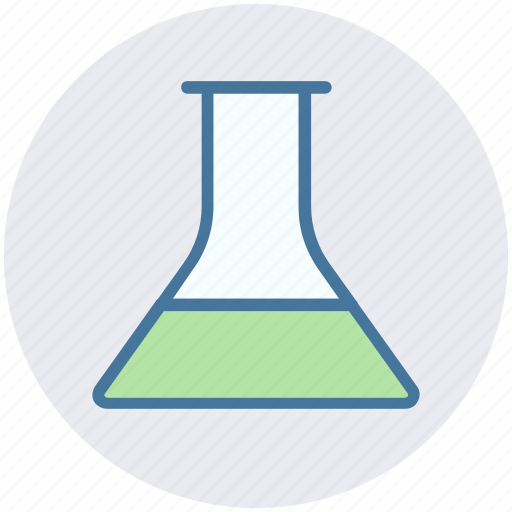analysis, beaker, chemistry, test, test tube, tube icon