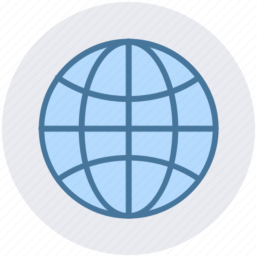 Earth, global, international, map, planet, world icon - Download on Iconfinder