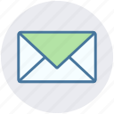 email, inbox, mail, message, text icon