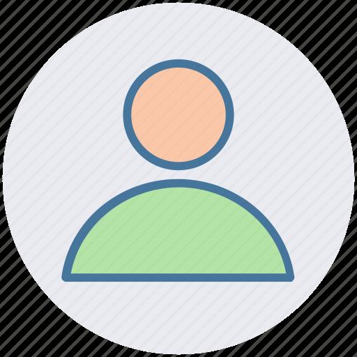 employee, human, man, profile, user icon