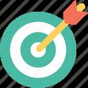 aim, crosshair, goal, objective, target