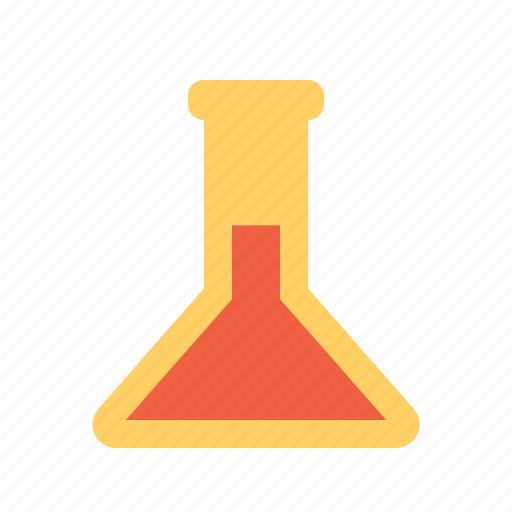 container, experiment, science icon