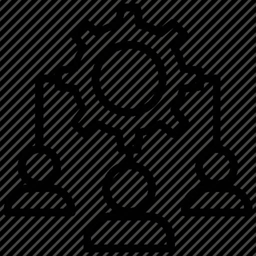 Association, collaboration, cooperation, partnership, teamwork icon - Download on Iconfinder