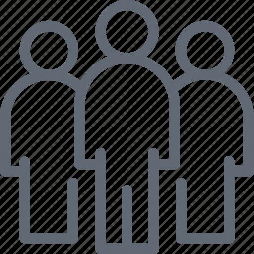 leader, management, manager, organization structure, team icon