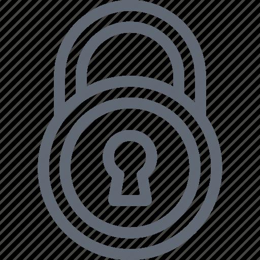 Banking, money safety, dollar, money protection, padlock icon