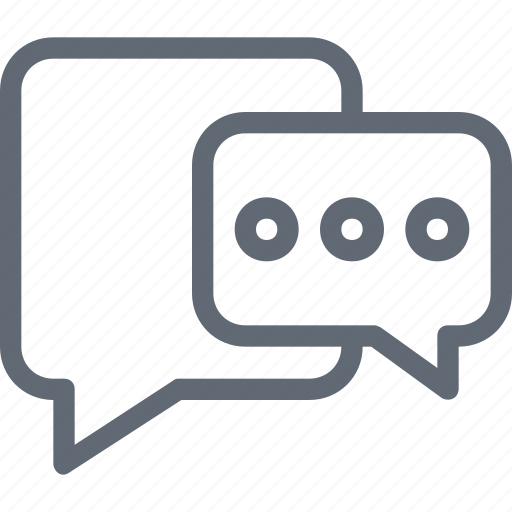 chat balloon, chat bubble, chatting, comments, speech bubble icon