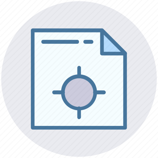 document, file, page, project management, web option, web page setting icon