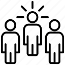 group, leadership, management, people, team