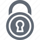 banking, dollar, money protection, money safety, padlock icon