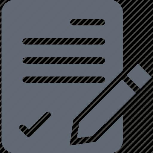 agreement, auction, bid, contract, document icon