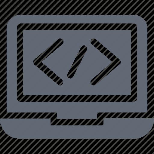 Html coding, coding, html, programming, web development icon