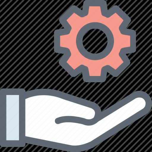 cog, cogwheel, gear, preferences, setting icon