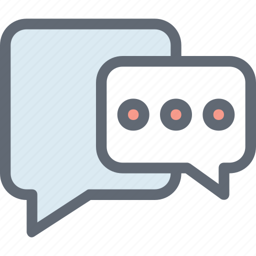 Speech bubble, chat balloon, chatting, comments, chat bubble icon
