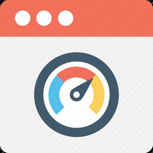 internet speed, optimization, speed test, web analyzer, website speed icon