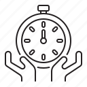 clock, keeper, time, timer icon
