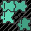 solutions, puzzle, piece, solve