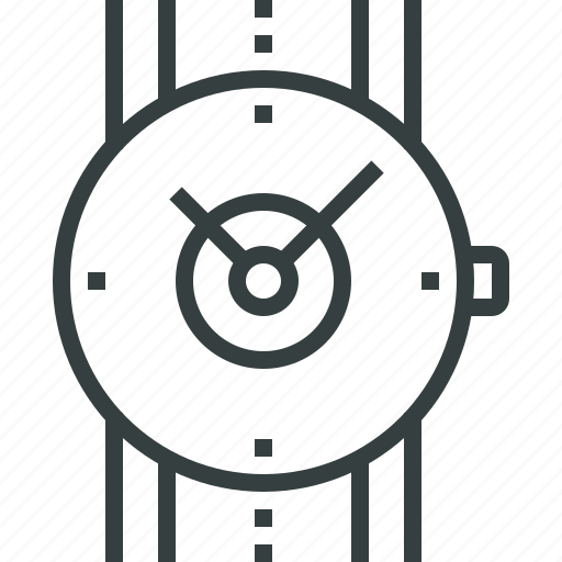 Clock, date, time, timing, watch, wrist, wristwatch icon - Download on Iconfinder