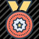 award, laurel, medal, medal award, reward, winner, wreath
