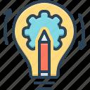 designer, plan, presentation, process, project development, task, venture
