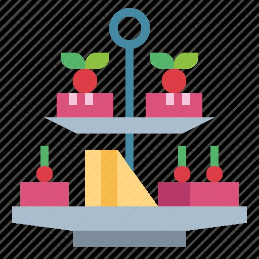 Dinner, food, plate, restaurant icon - Download on Iconfinder