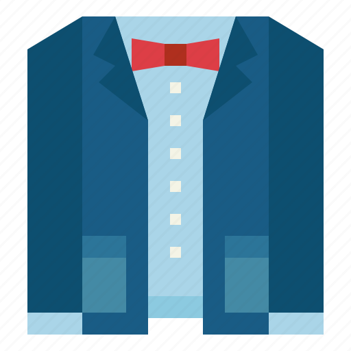 Clothing, shirt, suit, uniform icon - Download on Iconfinder