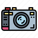 camera, photography, picture, technology icon