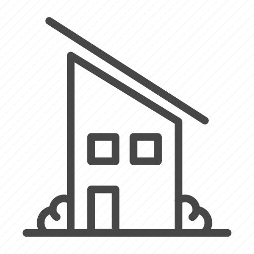 accommodation, home, homestay, hostel, house, property, residence icon
