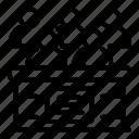coroners, jury, thin, vector, yul901 icon