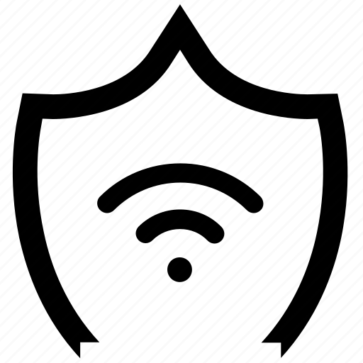 connection, device, network, secure, secured, signals, wifi icon