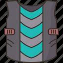 armor, vest, bulletproof, protection, safety