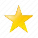 badge, bookmark, favourite, like, love, star, win icon